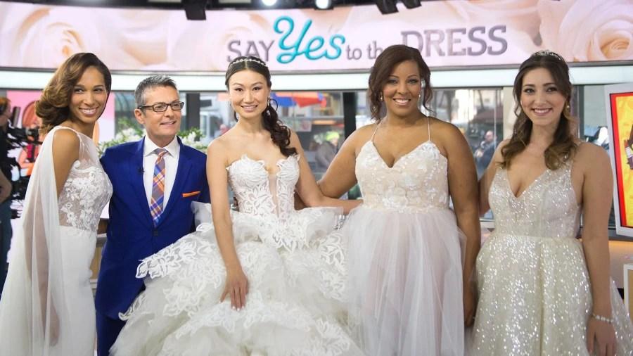 Bridal Trends 2017: 4 Wedding Dress Ideas From Randy