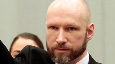 Anders Breivik Makes Nazi Salute at Rights Appeal Case ...