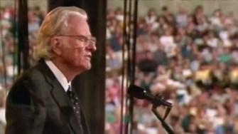 Le pasteur américain Billy Graham est décédé à l'âge de 99 ans 31
