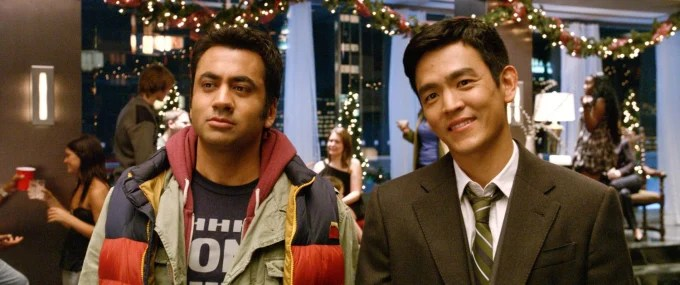 Kal Penn and John Cho
