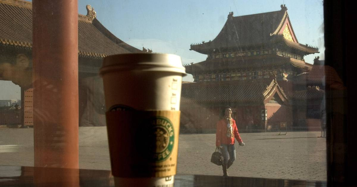 Starbucks Pushes Major Expansion In China As Coffee