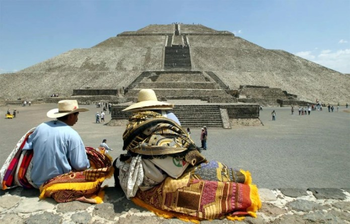 Traces of Milky Alcohol Found on Ancient Teotihuacan Pottery