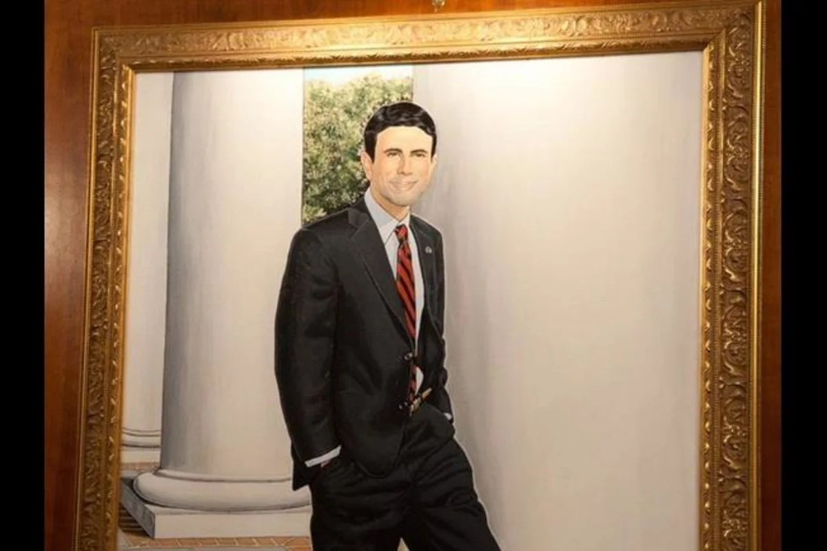 Unofficial Bobby Jindal Portrait Inspires New Internet Meme  NBC News