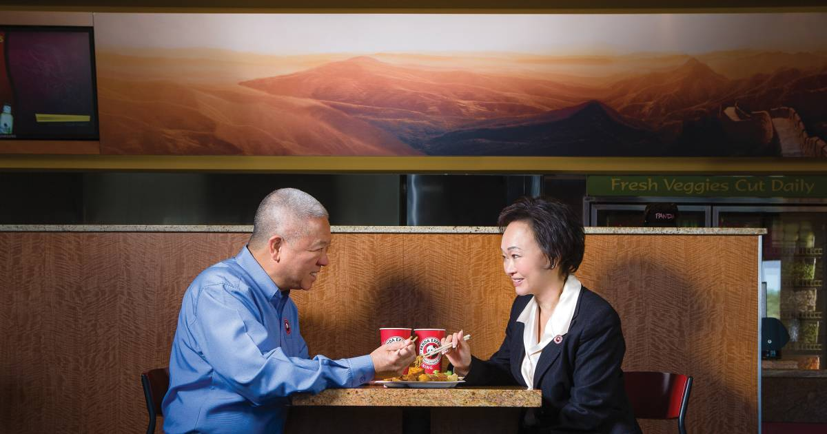 How Panda Express Grew From Family Business to Global Empire