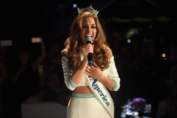 Georgia Betty Cantrell Crowned America 2016