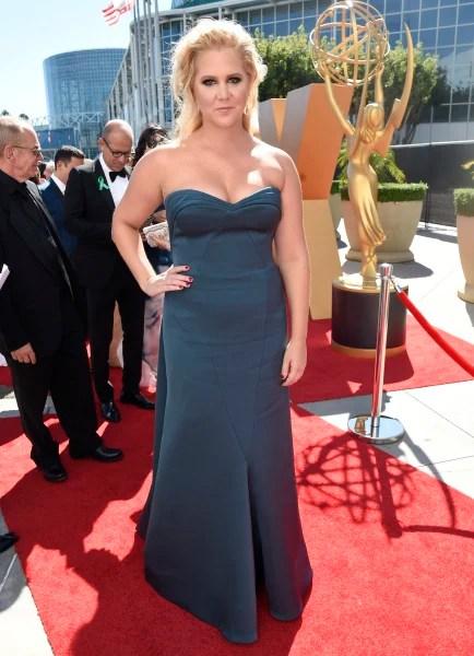 Emmy Awards red carpet