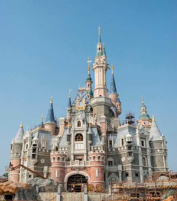 Image: Shanghai Disney Resort