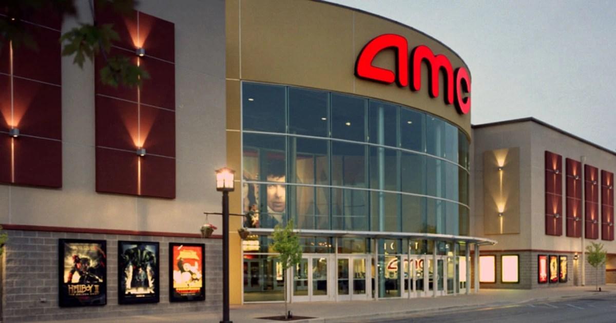 AMC Theatres Sued for Discriminating Against the Blind - NBC News