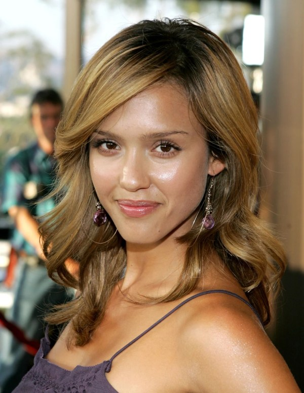 Hairstyle Jessica Alba Hair