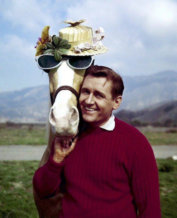 "Image: Alan Young of ""Mister Ed"" died"