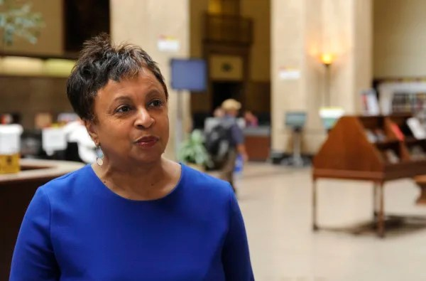 Leader of Baltimore system is confirmed to head Library of Congress