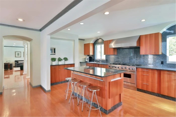 tall square kitchen table track lights hillary and bill clinton buy second home in chappaqua ...