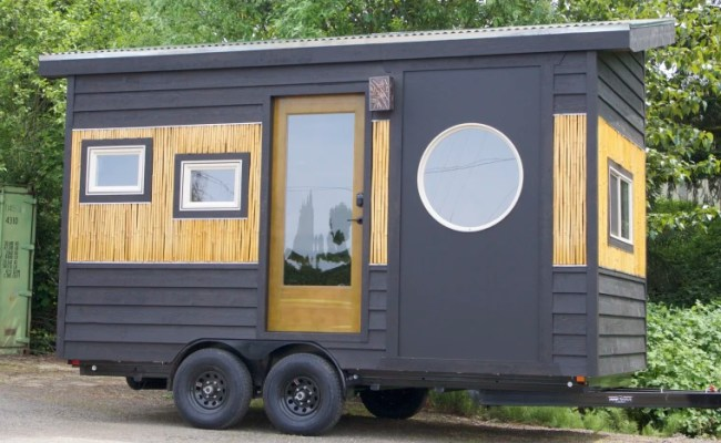 This Portland Hotel Of Tiny Houses Is Now Open For Business
