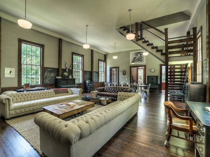 Old schoolhouse renovated into a home and inn  TODAYcom