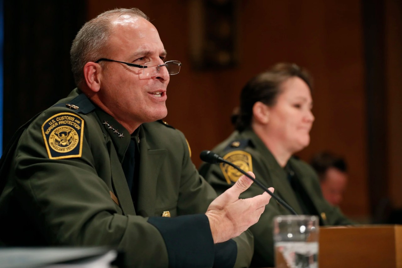 Trump Selects Mark Morgan For ICE Director