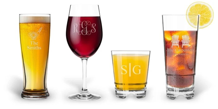 Personalized drinkware seen on Jill's steals and deals today