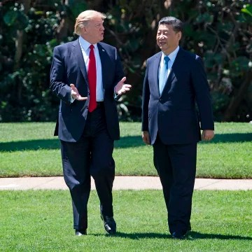 Image: US-CHINA-SECURITY-TRADE-SUMMIT