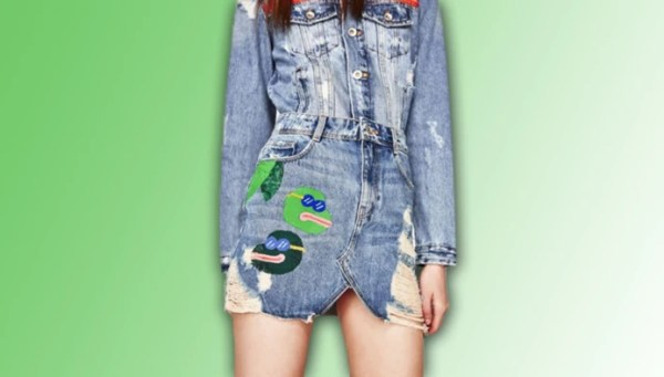 Why The Zara Pepe The Frog Skirt Was Pulled From Shelves