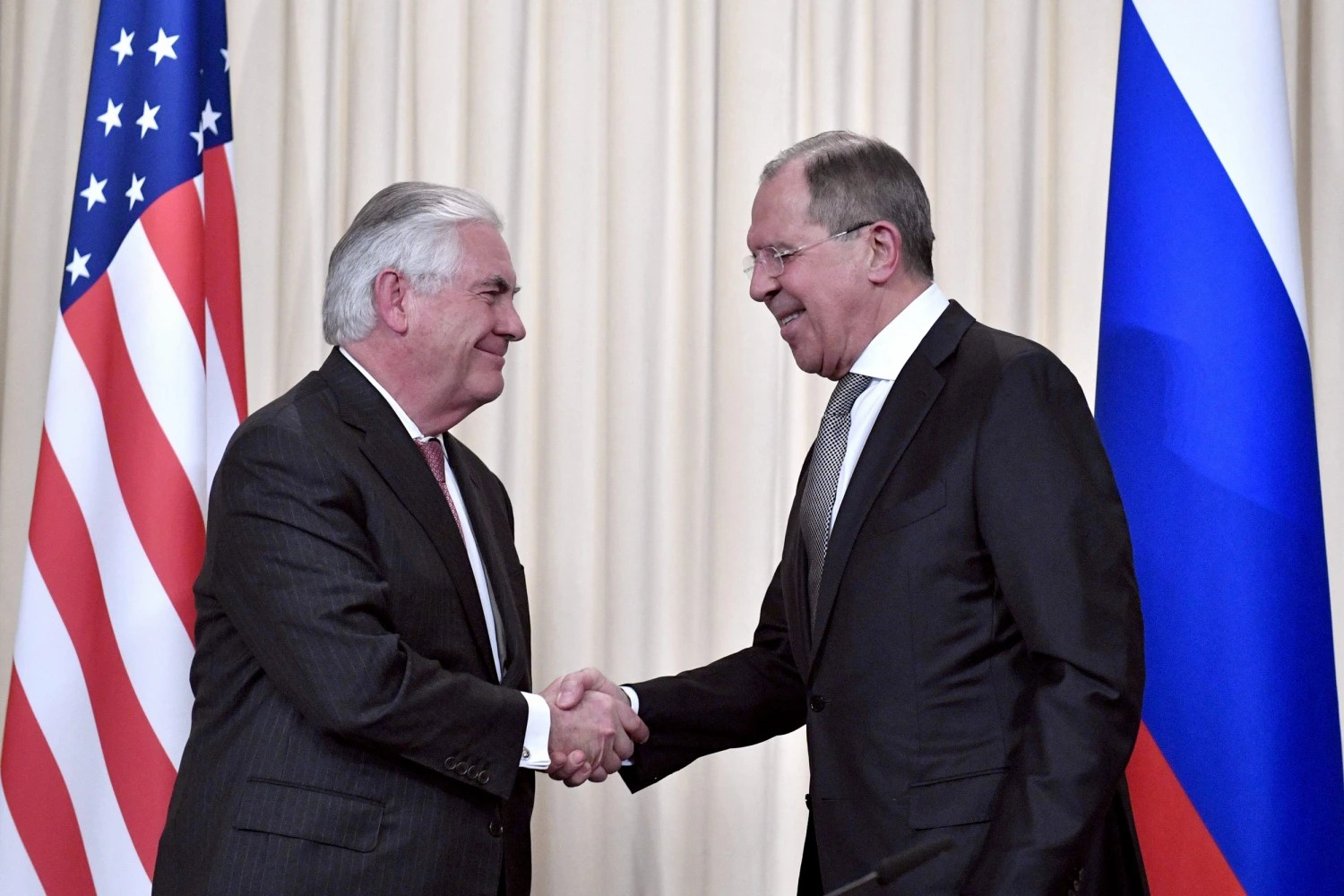 Tillerson, Lavrov to meet this week in Washington