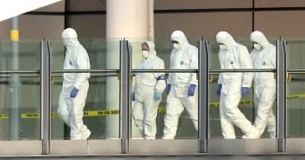 Manchester bomb suspect said to have had ties to al Qaeda, terrorism training abroad