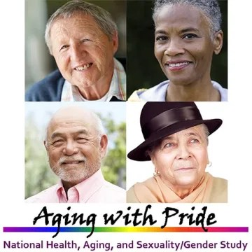 image: Aging with Pride: National Health, Aging and Sexuality/Gender Study