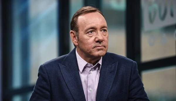 "Image: Kevin Spacey attends the Build Series to discuss his new play ""Clarence Darrow"""