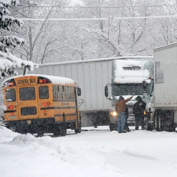Image: Nor'easter in Pennsylvania