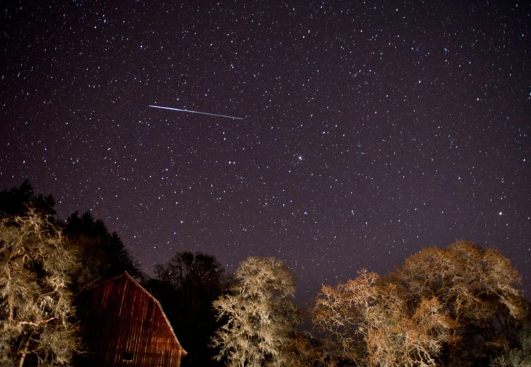 The Lyrid meteor shower is back Heres how to see Aprils