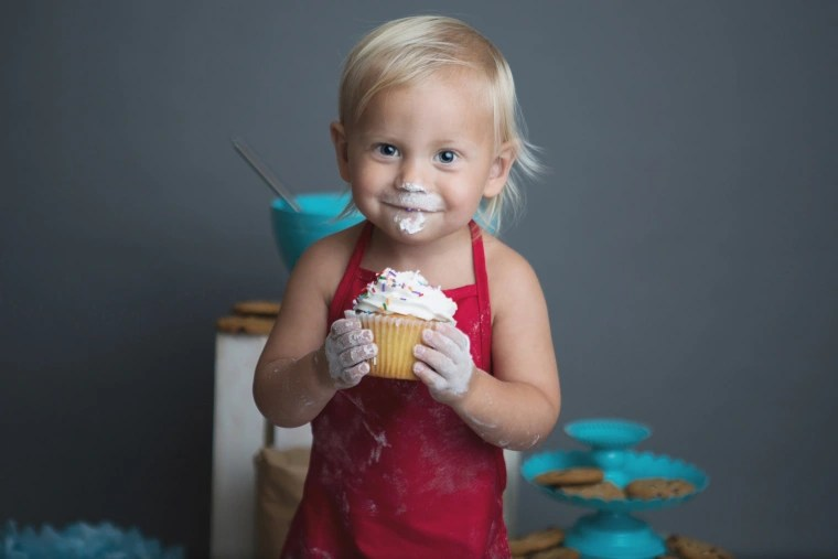 Cute toddler chef Roman Belville stars in his own YouTube