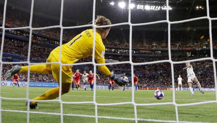 Image: World Cup semi-final