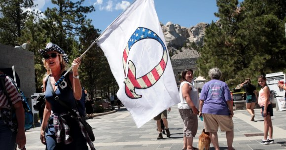 QAnon groups have millions of members on Facebook, documents show