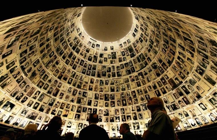 IMAGE: Yad Vashem Memorial