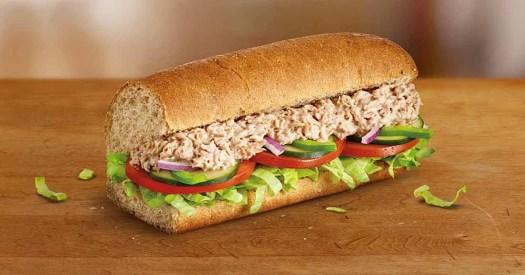Subway's tuna sandwiches don't contain tuna, new lawsuit ...