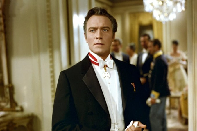 """Christopher Plummer in """"The Sound of Music"""" in 1965."""