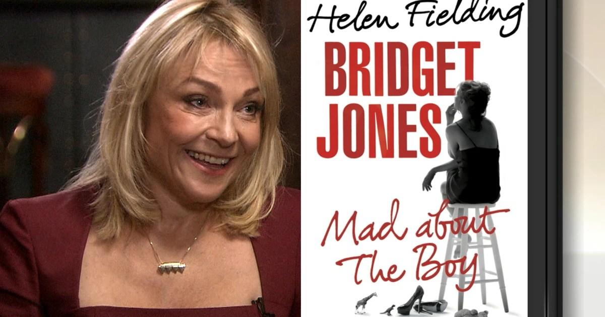 Watch TODAY Book Club chat with 'Bridget Jones' author Helen Fielding