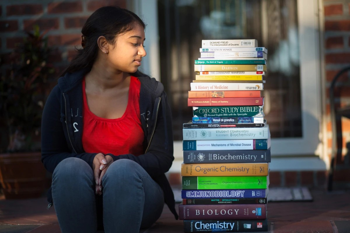 Required Reading As Textbook Prices Soar Students Try