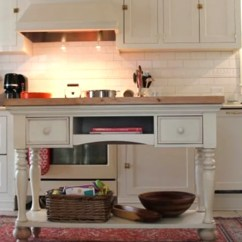 Ikea Kitchen Table Top Pantry Cabinets For Add Extra Counter Space With These 5 D-i-y Islands ...