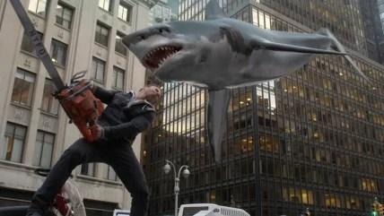 Sharknado 2.
