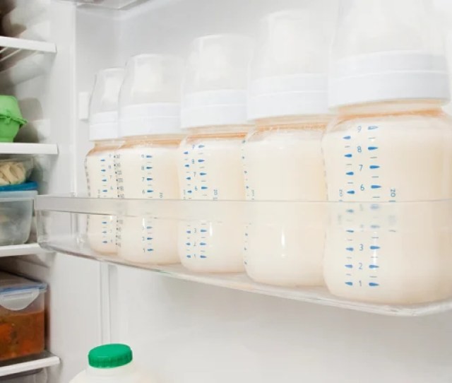 Breast Milk As Health Food For Men Experts Caution Against Bizarre Trend