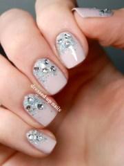 nail art wedding day lots