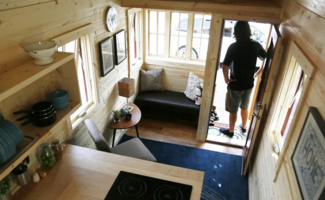 Tiny Homes Can Mean Big Lifestyle Squeeze Today