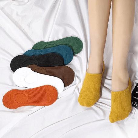 Combo 10 đôi tất len tăm nữ - Hàng xuất Nhật giá rẻ 1