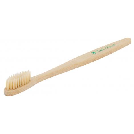 Brosse A Dents Medium Souple En Bambou