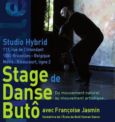 ©  - Stage de danse Butô