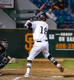 All-NorCal Baseball selection Ryan Jeffries of St. Francis-Mountain View