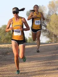 Granada Cross Country, Matadors, Colleen McCandless