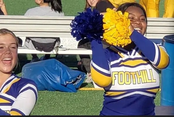 LOCAL CHEERLEADERFROM FOOTHILL HIGH TO PERFORM IN THE VARSITY SPIRIT ALL-AMERICAN ORLANDO THANKSGIVING TOUR