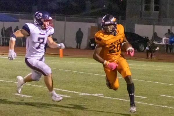 McClymonds football, Edward Woods, Arizona State