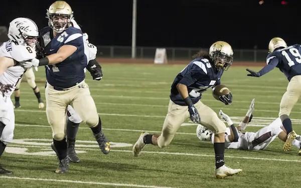 Elk Grove, Football, Jacob Hudson