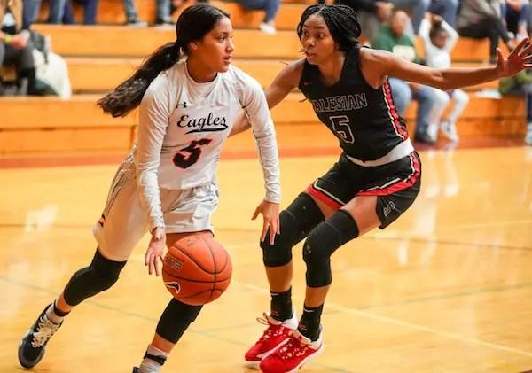 Salesian Girls Basketball, Daylee Dunn